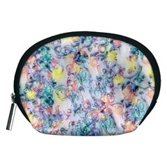 Softly Floral C Accessory Pouches (Medium)