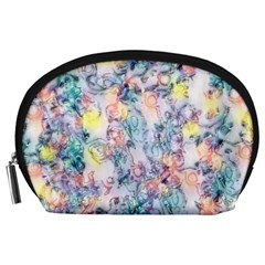 Softly Floral C Accessory Pouches (Large)