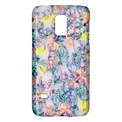 Softly Floral C Galaxy S5 Mini