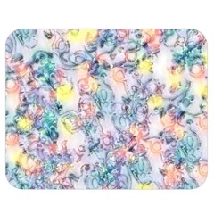 Softly Floral C Double Sided Flano Blanket (Medium)