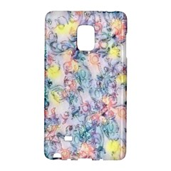 Softly Floral C Galaxy Note Edge