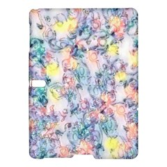 Softly Floral C Samsung Galaxy Tab S (10.5 ) Hardshell Case