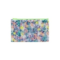 Softly Floral C Cosmetic Bag (XS)