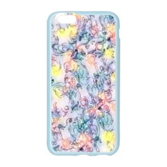 Softly Floral C Apple Seamless iPhone 6/6S Case (Color)