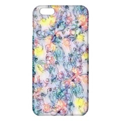 Softly Floral C iPhone 6 Plus/6S Plus TPU Case