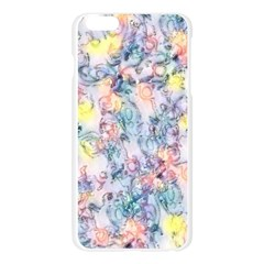 Softly Floral C Apple Seamless iPhone 6 Plus/6S Plus Case (Transparent)