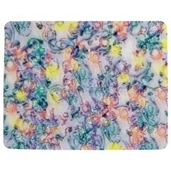 Softly Floral C Jigsaw Puzzle Photo Stand (Rectangular)