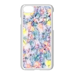 Softly Floral C Apple Iphone 7 Seamless Case (white)