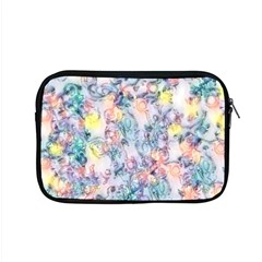 Softly Floral C Apple Macbook Pro 15  Zipper Case