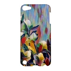 Abstractionism Spring Flowers Apple iPod Touch 5 Hardshell Case