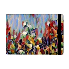 Abstractionism Spring Flowers iPad Mini 2 Flip Cases