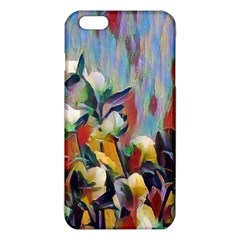 Abstractionism Spring Flowers iPhone 6 Plus/6S Plus TPU Case