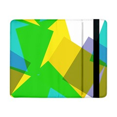 Green yellow shapes  Samsung Galaxy Tab Pro 12.2 Hardshell Case