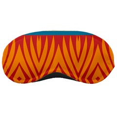 Shapes in retro colors       Sleeping Mask