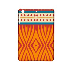 Shapes in retro colors Apple iPad Air Hardshell Case