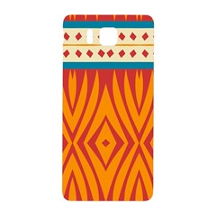 Shapes in retro colors nil (phone back case)