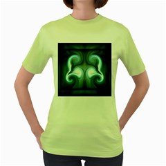 Jg30 Women s Green T-Shirt