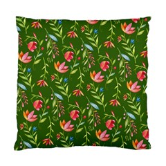 Sunny Garden I Standard Cushion Case (two Sides)