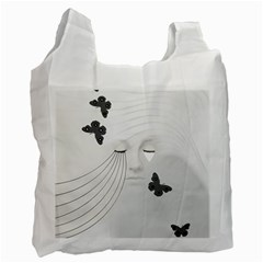 A Beautiful Sorrow Recycle Bag (Two Side)