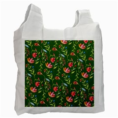 Sunny Garden I Recycle Bag (two Side)