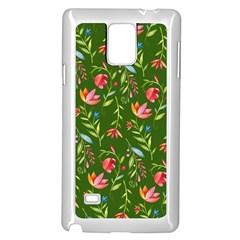 Sunny Garden I Samsung Galaxy Note 4 Case (White)