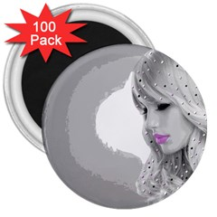 Angel 3  Magnets (100 pack)