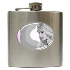 Angel Hip Flask (6 oz)