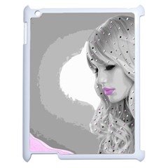 Angel Apple iPad 2 Case (White)