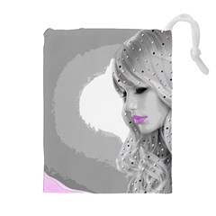 Angel Drawstring Pouches (Extra Large)