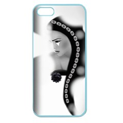 Silence Of Beauty Apple Seamless iPhone 5 Case (Color)