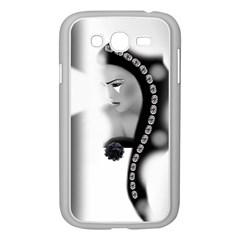 Silence Of Beauty Samsung Galaxy Grand DUOS I9082 Case (White)