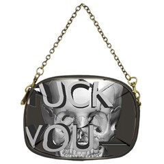 Fuck You Chain Purses (One Side)