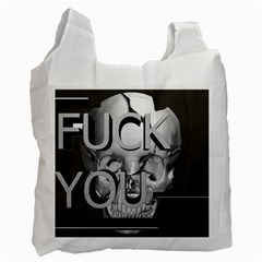 Fuck You Recycle Bag (One Side)
