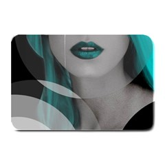 Turquoise Angel Plate Mats