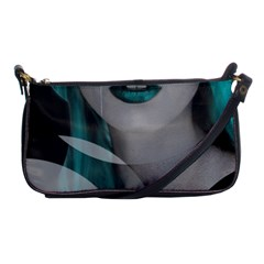 Turquoise Angel Shoulder Clutch Bags