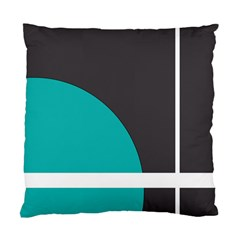 Turquoise Line Standard Cushion Case (Two Sides)