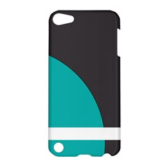 Turquoise Line Apple iPod Touch 5 Hardshell Case