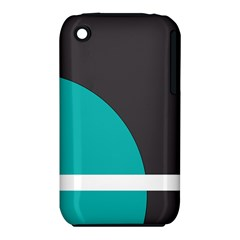 Turquoise Line iPhone 3S/3GS