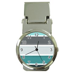 Blues Money Clip Watches