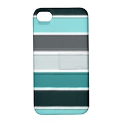 Blues Apple iPhone 4/4S Hardshell Case with Stand