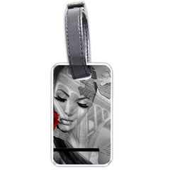 Bridge Luggage Tags (One Side)