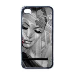 Bridge Apple iPhone 4 Case (Black)