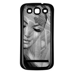 Bridge Samsung Galaxy S3 Back Case (Black)