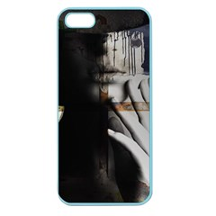 Burnt Apple Seamless iPhone 5 Case (Color)