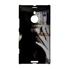 Burnt Nokia Lumia 1520