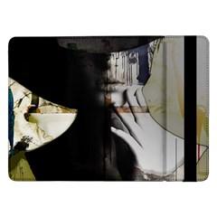 Burnt Samsung Galaxy Tab Pro 12.2  Flip Case