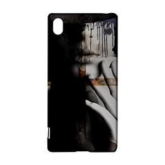 Burnt Sony Xperia Z3+