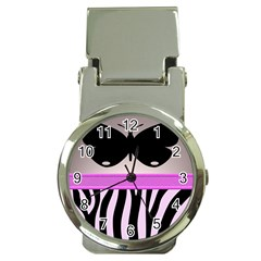 Butterfly Money Clip Watches