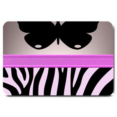Butterfly Large Doormat
