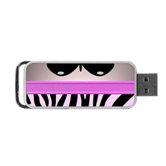Butterfly Portable USB Flash (One Side)